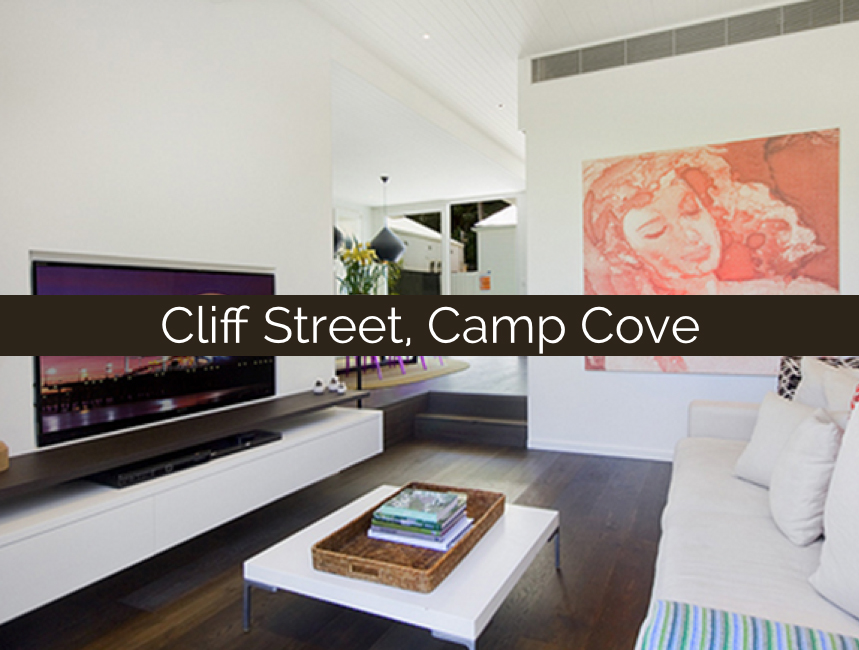 Cliff Street, Camp Cove