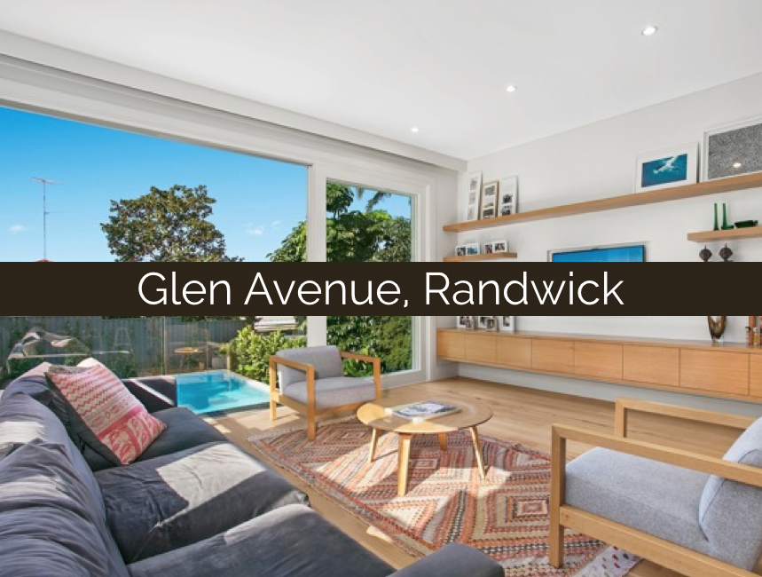 Glen Avenue, Randwick
