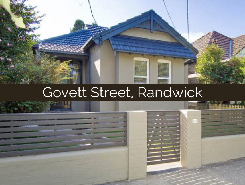 Govett Street, Randwick