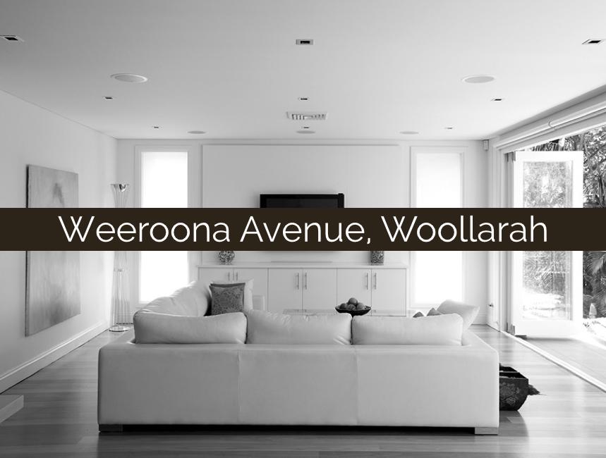 Weeroona Avenue, Woollara