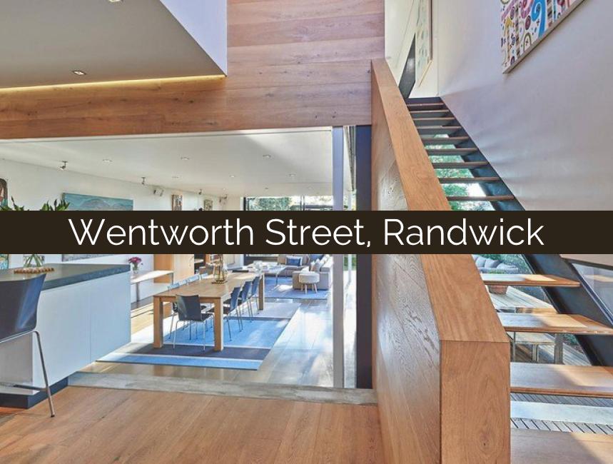 Wentworth Street, Randwick