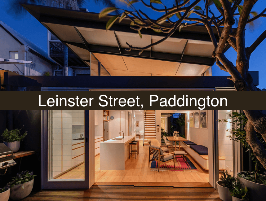 Leinster Street, Paddington
